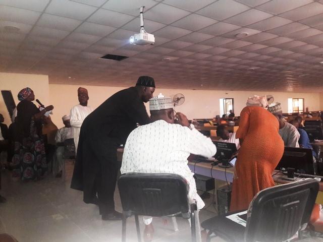Pension Sensitisation at Nuhu Bamalli Polytechnic, Zaria